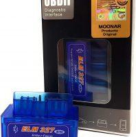Mini ELM327 OBDII V2.1. Herramienta de análisis y diagnóstico para vehículos.