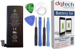 Kit batería iPhone 4 compatible