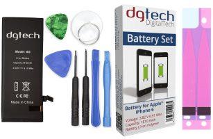 Kit batería iPhone 6 compatible
