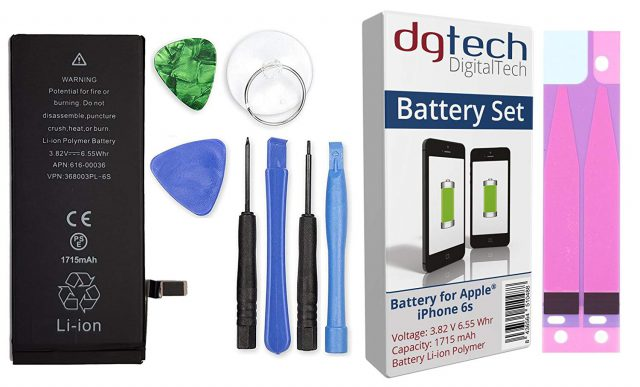 Kit batería iPhone 6s compatible