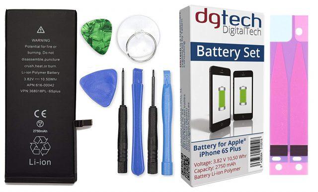 Kit batería iPhone 6s Plus compatible